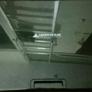 GREEN HOUSE 9型ポータブルDVDプレーヤー