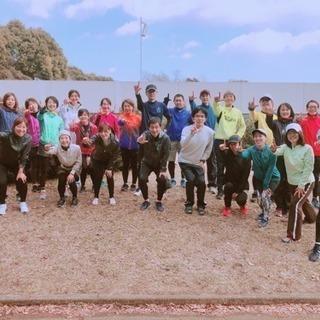 3/4駒沢公園にてマラソン教室