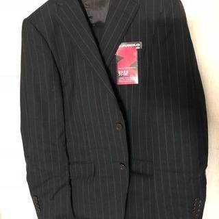 【未使用 YA5】  Mr.JUNKO 上下セット(ストライプ/黒)