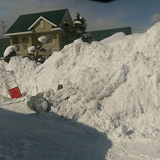ご自宅の徐排雪いかがですか?