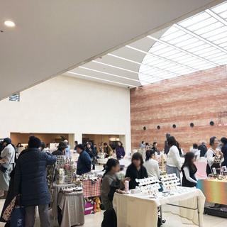 ◆GW◆アート手づくりマーケット at東京オペラシティ