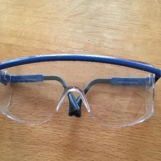 保護メガネ ブルー ミドリ安全 新品
