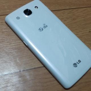 レア端末?おそらくシムフリー(foma通話可能) LG GX F3...