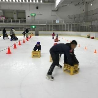 PAGORU 春季アイス・スケート教室