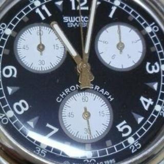 年差11秒!腕時計(10)Swatch IRONY - 横浜市