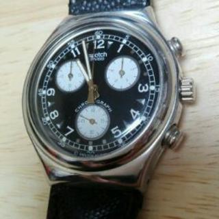 年差11秒!腕時計(10)Swatch IRONYの画像
