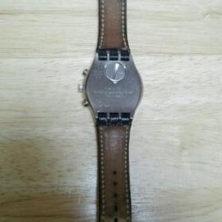 年差11秒!腕時計(10)Swatch IRONY − 神奈川県