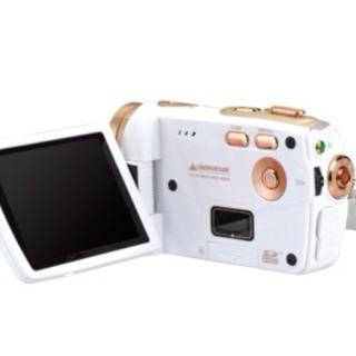 ★ デジタルビデオカメラ 軽量、コンパクトなSDカード記録タイプ...