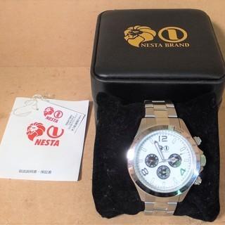 ネスタ NESTA SM47WH メンズ腕時計 10気圧防水60分...
