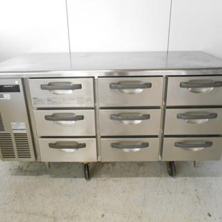 ホシザキ 冷蔵ドロワーコールドテーブル RT-165DDC1  ...
