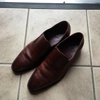 BARRATSの革靴