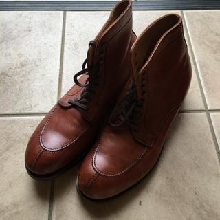 シューイズムの革靴 ほぼ新品