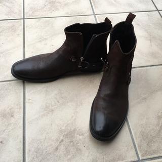 メイドインイタリー革靴 ほぼ新品