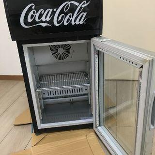 コカコーラ 冷蔵庫 ショーケース 非売品