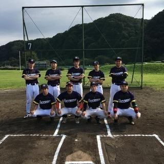 【草野球】メンバー大募集!【八王子】