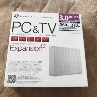 PC&TVハードディスク
