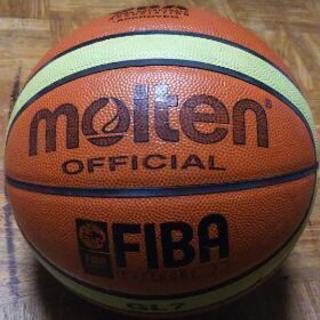 バスケットボール molten