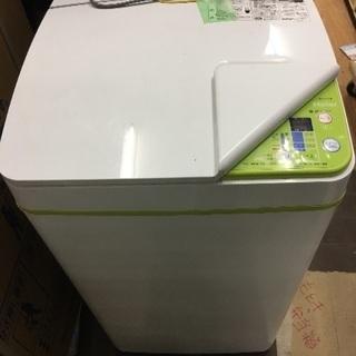 ハイアール 2013年製 3.3kg 全自動洗濯機  コンパクト