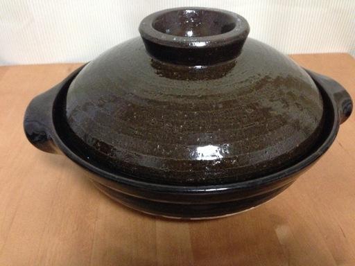 「無印良品の土鍋」とカセットコンロ スペアボンベ3個 セットでの画像