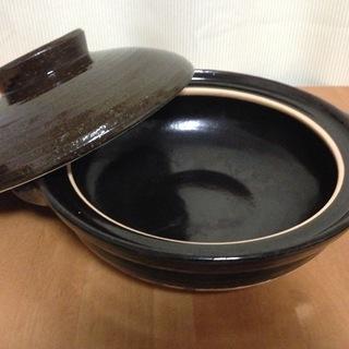 「無印良品の土鍋」とカセットコンロ スペアボンベ3個 セットで - 中野区