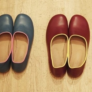 靴づくり体験ワークショップ-スリッポン-