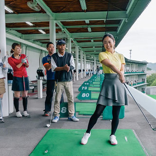 河内長野市の初心者専門の少人数制ゴルフスクール♪