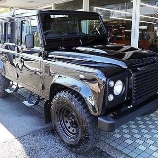 【即決の場合、大幅値下げ!】Land Rover Defender...