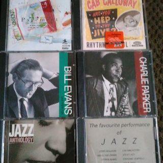 JAZZ CD6枚セット🎷JazzCD ジャズCD