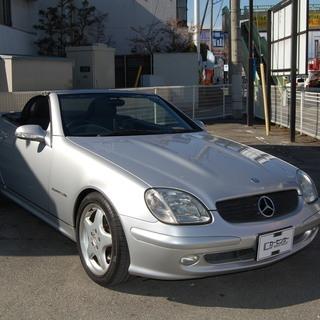 ☆自社分割でも車が買えます☆M.Benz SLK230kompr...