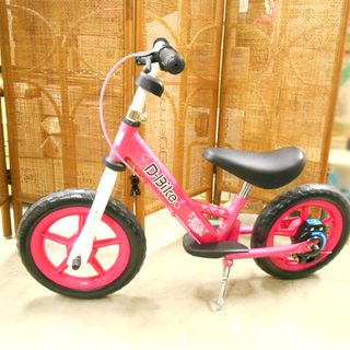 D-Bike ディーバイク+LBS ディズニー ペダルレスバイク...
