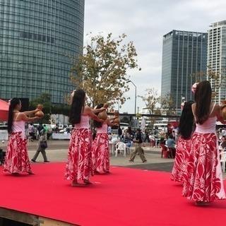 横浜市西区藤棚☆ゆっくりフラダンスクラス