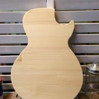 ギター型サイドテーブル♫