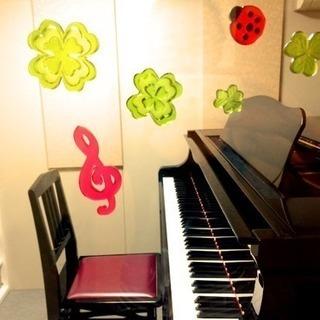2歳から始める絶対音感・ピアノ教室生徒募集♫