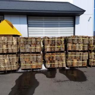 玉切り(ナラ100%)約500kg ¥12,500の画像