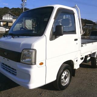 【売約済】 ★岐阜発 18年式 サンバートラック TT2 4WD...