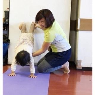 2歳から【体操&リトミック】からだあそびリトミック