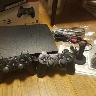 PS3 160G CECH-2500 純正ヘッドセット付