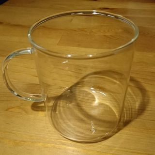 耐熱ガラス マグカップ 10個で680円