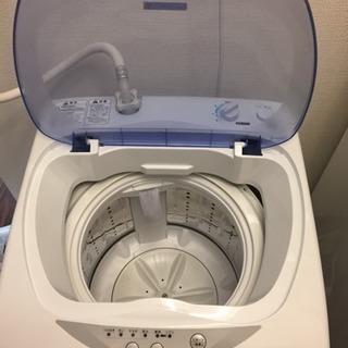 小型洗濯機 無料であげます