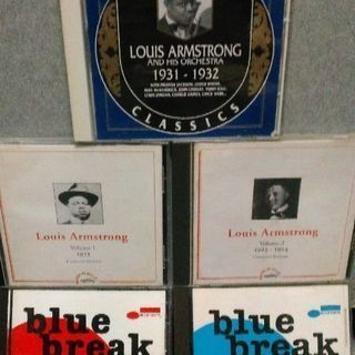 LOUIS ARMSTRONG🎺とBLUE NOTEコンピレーシ...