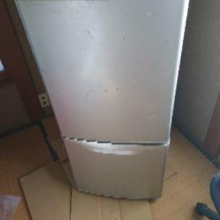 ナショナル2ドア冷蔵庫です!