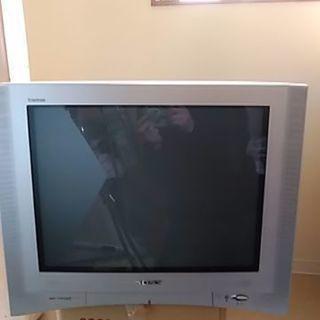 ブラウン管テレビ 大型 譲ります