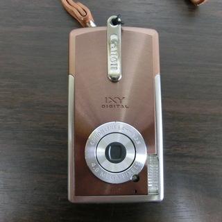 デジタルカメラ(CANON・IXY・PC1060)ケース付