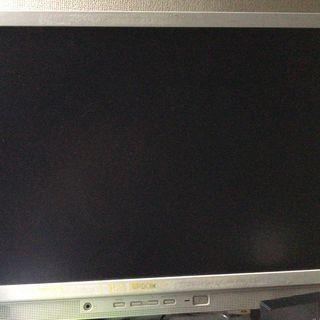 エプソン/EPSON 22型ワイド液晶ディスプレイ HDMI ホ...