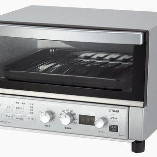 タイガー コンベクション オーブン トースター シルバー レシピ...