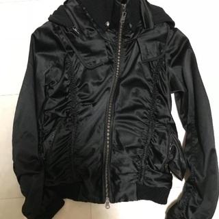 MAISON GILFY ブラックジャケット