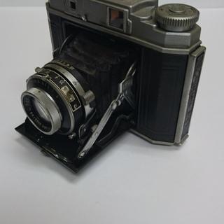 レトロカメラ Mihama six S  ジャンク品?