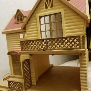シルバニア ぶどうの森のお家