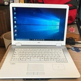美品 NEC Lavie LL750/R Win10 Pro 6...