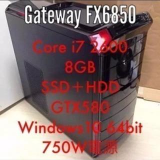 【Gateway】デスクトップパソコン